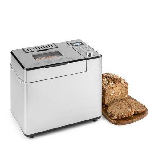 brotilde family, automat do pieczenia chleba, 14 programów, wyświetlacz led, stal szlachetna marki Klarstein