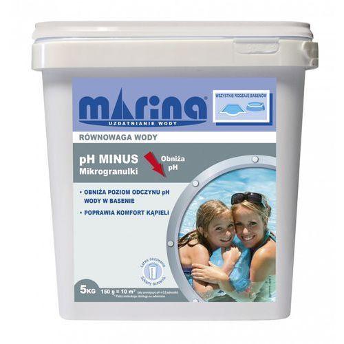Preparat do podwyższania wartości PH MARINA plus 5 kg + Zamów z DOSTAWĄ JUTRO!