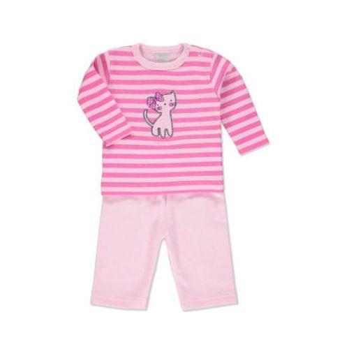 pink or blue Girls Komplet 2-częściowy Kitty kolor róźowy (4035413023564)
