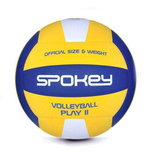 Piłka siatkarska SPOKEY Play II Żółty (5902693200888)
