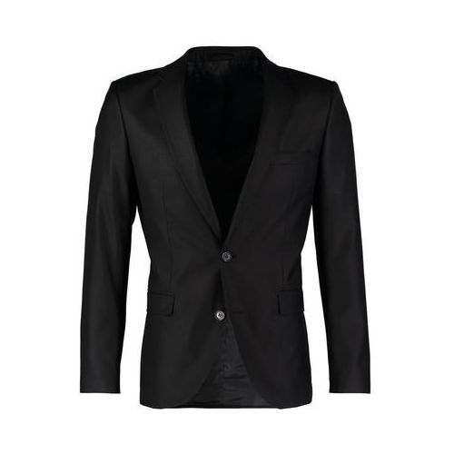 Selected Homme ONE MYLO LOGAN Spodnie garniturowe black, poliester