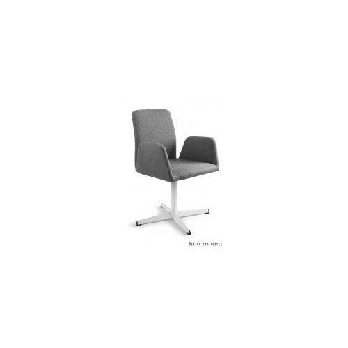 Krzesło biurowe Brava szare, 2-155A-8