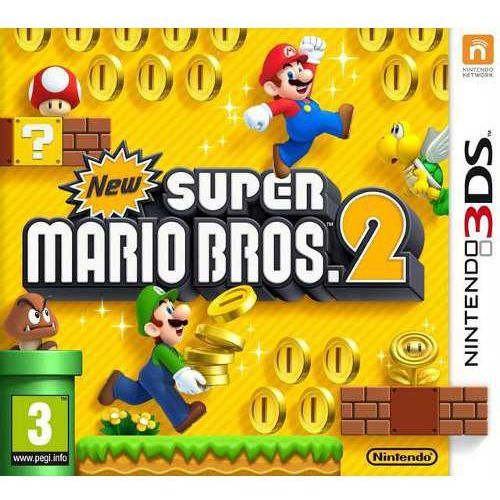 3DS STADLBAUER New Super Mario Bros. 2 (0045496522575)