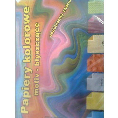 Zeszyt papierów kolorowych a4 motiv marki Cormoran