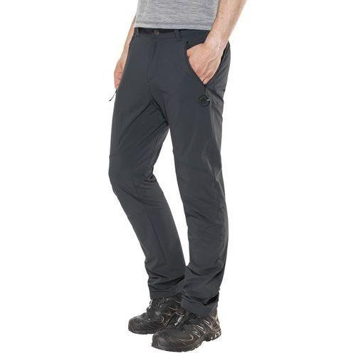 Mammut runbold spodnie długie mężczyźni czarny de 46 2018 spodnie turystyczne