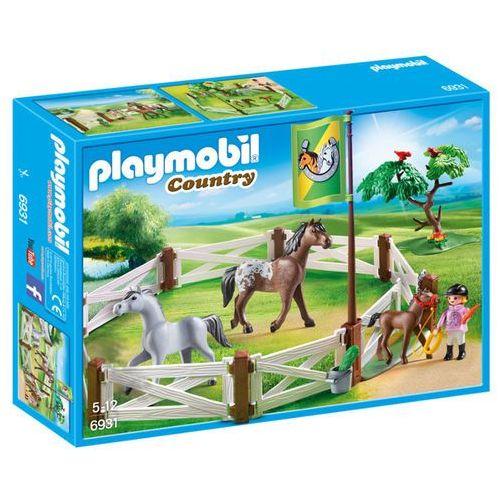 Playmobil COUNTRY Wybieg dla koni 6931