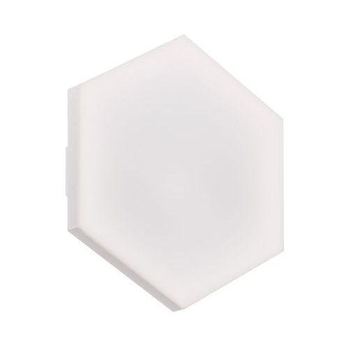 Panel led puzzle slave 9.3 cm hexagon marki Inspire