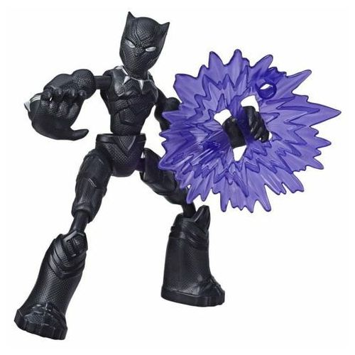 Figurka avengers band and flex black panther (5010993641871)