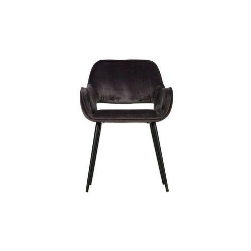 krzesło jelle zielone set of 2 375466-g marki Woood