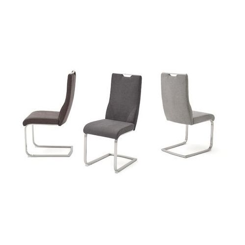 Krzesło JULIA C tkanina bogata kolorystyka 44/62/104 cm