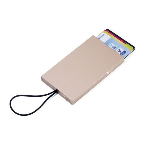 Etui na karty z blokadą RFID TEN TROIKA