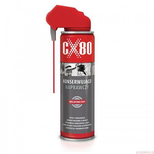 Cx-80 płyn konserwująco-naprawczy 250ml 200+50 marki Cx80