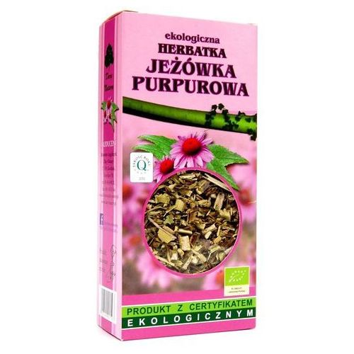 Dary natury Herbatka z jeżówki purpurowej bio 50 g - - OKAZJE