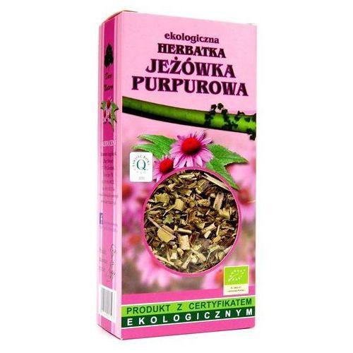 Dary natury Herbatka z jeżówki purpurowej bio 50 g -