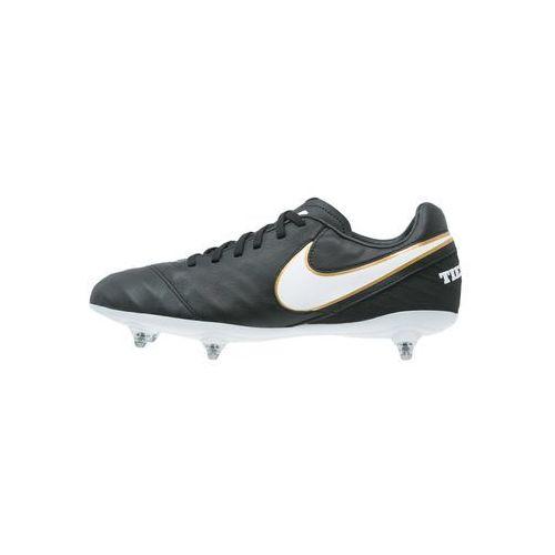 Nike Performance TIEMPO MYSTIC V Korki wkręty noir/doré z kategorii Piłka nożna