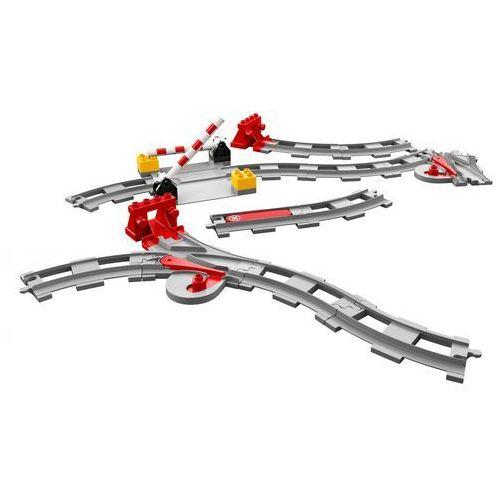 Lego DUPLO Tory kolejowe 10882 - BEZPŁATNY ODBIÓR: WROCŁAW!