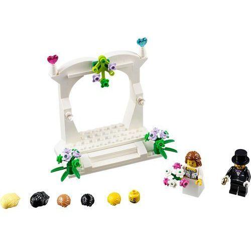 Lego SEASONAL Upominkowy zestaw ślubny 40165