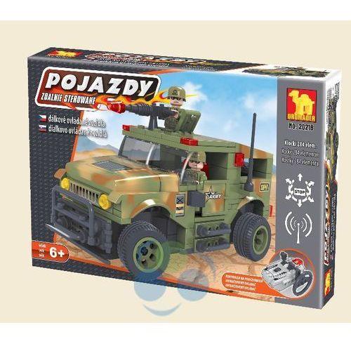 Klocki Pojazdy zdalnie sterowane Pojazd wojskowy 284 el.