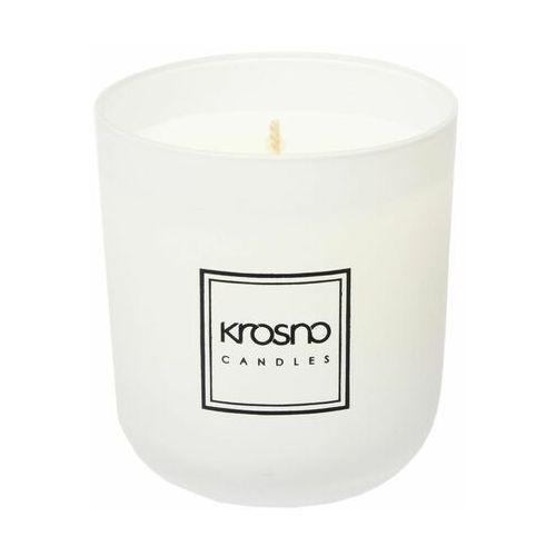 Świeca zapachowa w szkle GLAMOUR Figuier KROSNO (5900345823966)