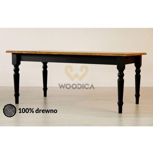 Stół Nicea 28 dębowy 120x76x80