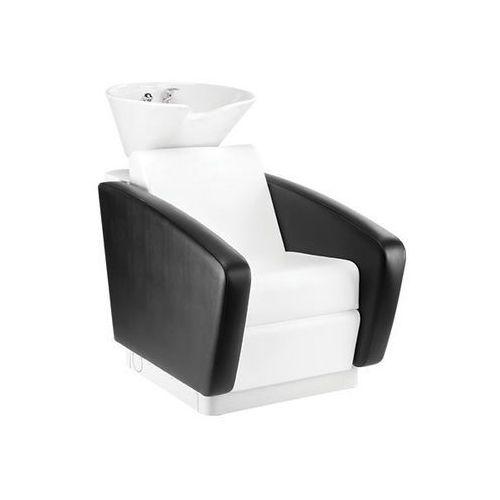 Rialto Ayala  - myjnia fryzjerska kompaktowa z ruchomym podnóżkiem i masażem shiatsu