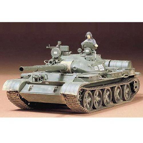 Russian t-62 tank marki Tamiya