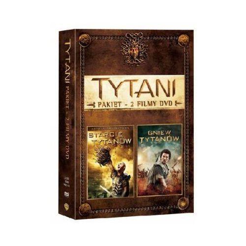 Starcie tytanów / gniew tytanów - pakiet (3 dvd) wyprodukowany przez Galapagos films / warner bros. home video