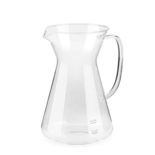 Klarstein perfect brew szklana karafka dzbanek akcesoria zamiennik szkło