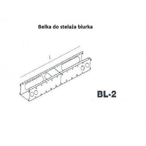 Belka BL 2 do stelaża biurka, stołu konf.