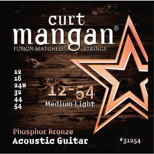 Curt mangan 12-54 phosphor bronze med li