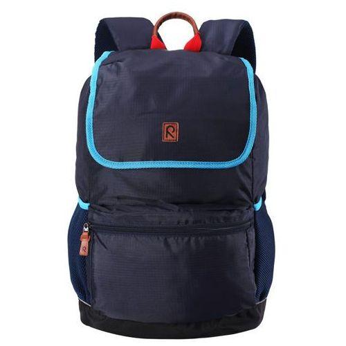 Plecak dziecięcy REIMA Pakaten granatowy z czerwonymi elementami 16l (rozmiar L)
