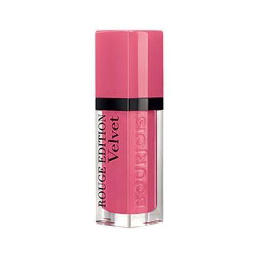 Bourjois Rouge Edition Velvet szminka w płynie z matowym wykończeniem odcień 11 Hap´pink 7,7 ml