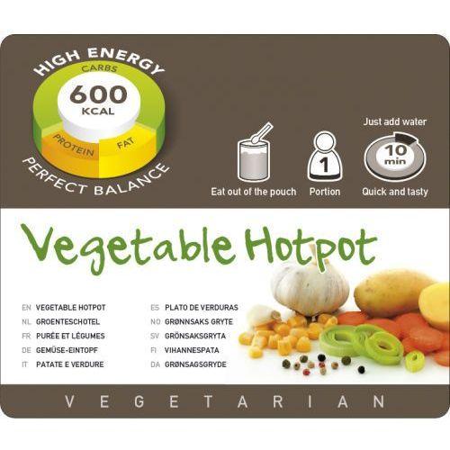 Kociołek wegetariański Adventure Food (1 porcja)