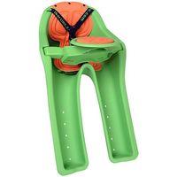 Fotelik rowerowy IBERT Zielony + DARMOWY TRANSPORT!