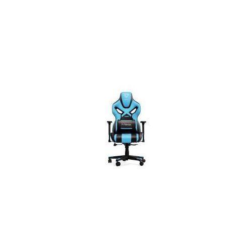 Diablo Chairs X-Fighter (niebieski)