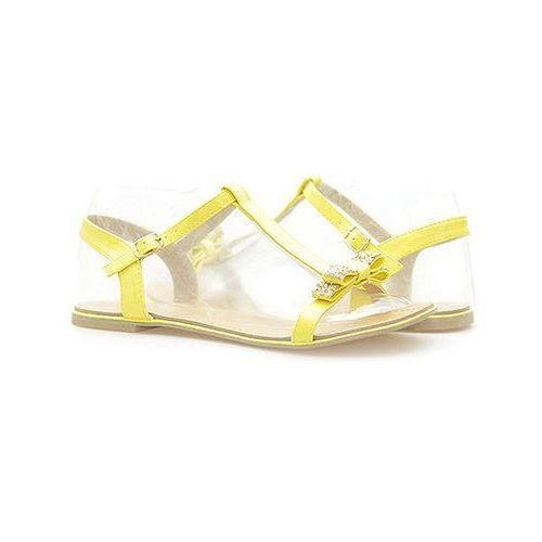 Sandały  u389-26 żółte marki Vices