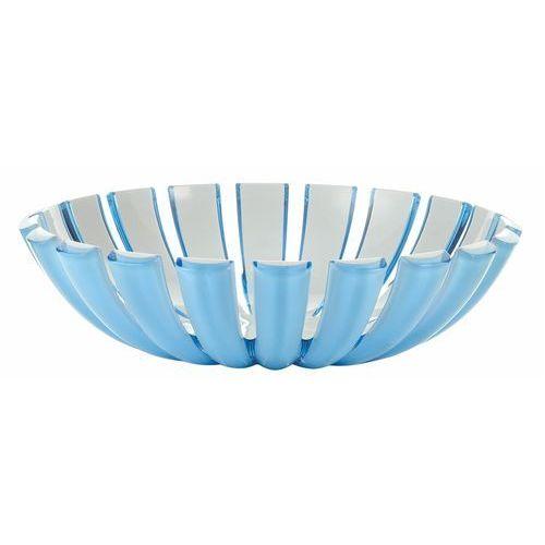 Guzzini Kosz na pieczywo grace niebieski