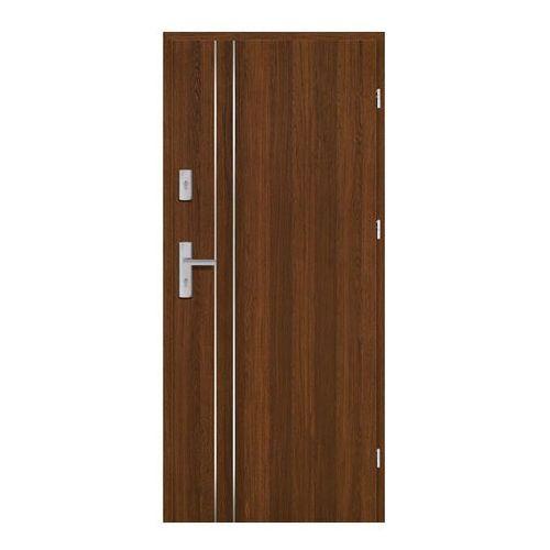 Drzwi wewnątrzklatkowe Ateron Lux 80 prawe orzech north (5903292061429)