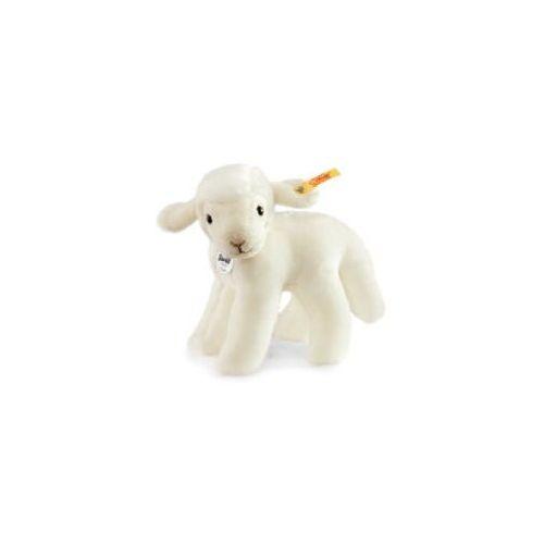 STEIFF Maskotka Owieczka Linda stojca, kolor biały, 16 cm (4001505073397)