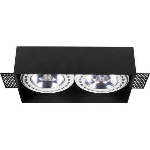 9403 MOD PLUS LAMPA SUFITOWA CZARNA (5903139940399)
