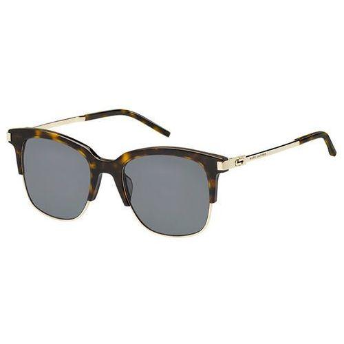 Marc jacobs Okulary słoneczne marc 138/s polarized aqt/td