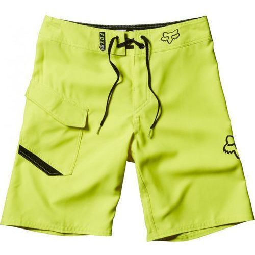 Fox overhead flo yellow boardshort junior