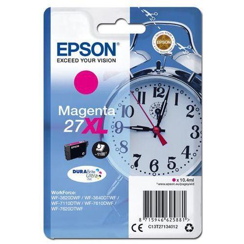 Oryginalny atrament  27xl [c13t27134012] magenta marki Epson