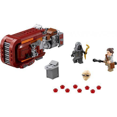 Star Wars Rey's Speeder 75099 marki Lego - klocki dla dzieci