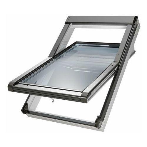 Okno dachowe OKPOL INSYGNO IGOV N22 PVC 78x140 3-szybowe - 78x140