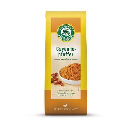 chilli (pieprz cayenne) bio 50 g - lebensbaum, 4012346157009