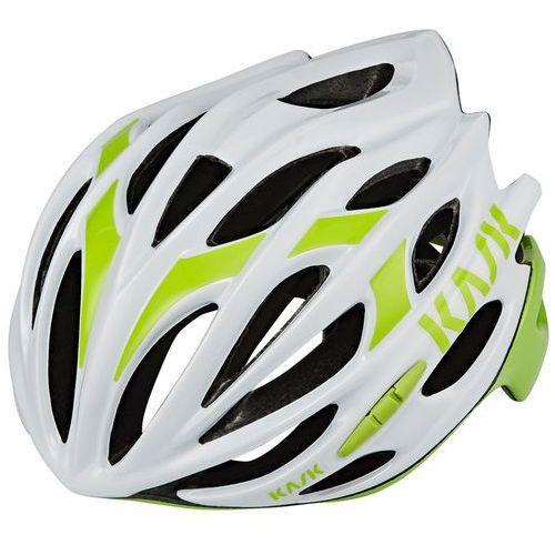 mojito16 kask rowerowy zielony/biały l | 59-62cm 2018 kaski szosowe marki Kask
