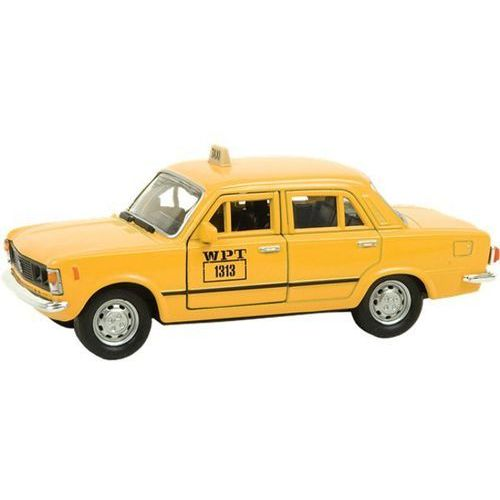 Welly fiat 125p taxi 1/34 (4891704239928)