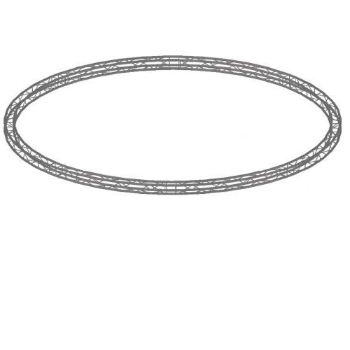 Duratruss dt 14-circle-1m-90 element konstrukcji aluminiowej ''koła″ 1 metr 90st