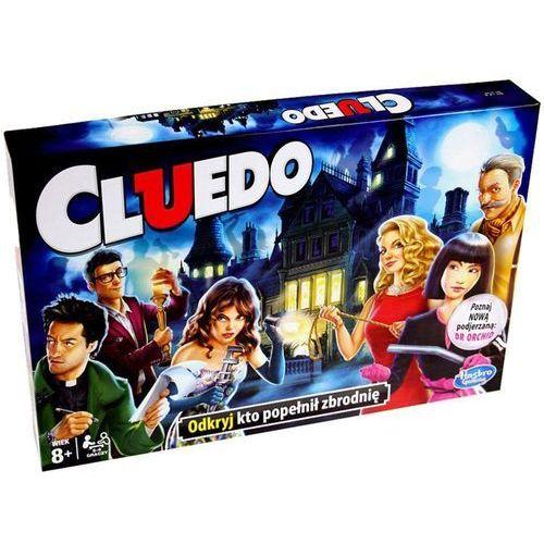 OKAZJA - Cluedo marki Hasbro